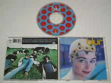 BLUR/LEISURE (PARLOPHONE CDP 7975062 UK FOODCD 6) CD ALBUM