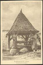 41 TROO LE PUITS QUI PARLE IMAGE DE 1897