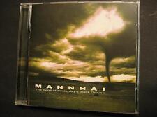 """MANNHAI """"THE SONS OF YESTERDAY'S BLACK GROUSE"""" - CD"""