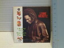 Mini CD 3inch LENNY KRAVITZ I built this garden for us ( 3 titres ) VUSCD17