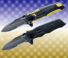 Walther Pro Rescue Knife Coltello Coltello Soccorso MONOCOMANDO COLTELLO vetro frantumatori selezione