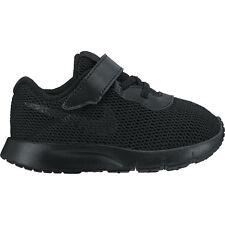 Nike Tanjun TDV Black/Black Toddler Shoes 818383 001 Free Shipping