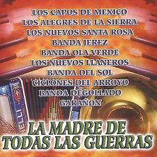 La Madre de Todas las Guerras by Various Artists (CD, Jul-2001, Fonovisa)