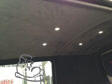 "3m ""SUEDELINER"" IDEAL FOR CAMPERVANS & MOTORHOMES T5 VAN LINING roof panels"
