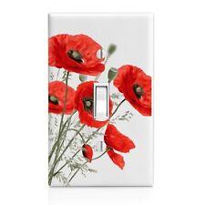 Paint Blossom Light Switch Cover-Home Decor-Bedroom Decor-Bathroom Decor-Kitchen