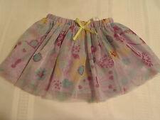 Wonderkids 12 18 24 Month or 3T Choice Floral Butterflies Tutu Skirt NWT Purple