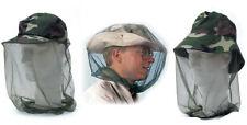 Mosquito dosel y moscas red/sombrero, gorro o red individualmente