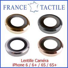 Lentille Caméra Appareil Photo avec Contour pour iPhone 6, 6S, 6S Plus, 6 Plus