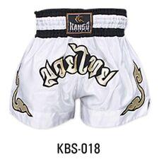 KANGO Men Muay Thai Kick Boxing Grappling MMA Shorts Trunks Gear UFC