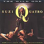 Suzi Quatro - Wild One (The Greatest Hits, 1990)  CD