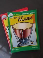 De haske Percussion Series - Schule für Pauken von Gert Bomhof