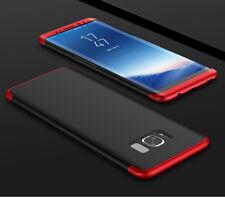 Galaxy S8  S8 Plus Handy Schutz Hülle 360° Grad Case Folie Full Cover Full Body