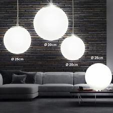 LED Colgante Luces Péndulo Bola techo Lámparas CRISTAL Habitación Reflector