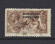Gb Morocco Agencies 1914-21 Kgv Sc 217 Used