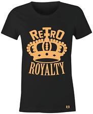 """RETRO ROYALTY"" Women/Juniors T-Shirt to Match Retro 13 Low ""Chutney"""