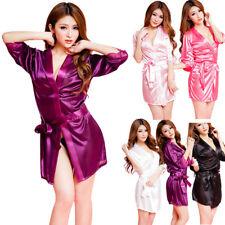 Sexy Women Lingerie Sleepwear Bathrobe Role-playing Wild Temptation Nightwear