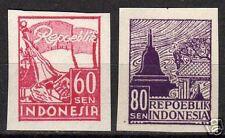 Java+Madoera 1946 ZBL 41A+42A UNG VF