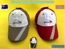 New Granmen Unisex Baseball Golf Casual Sun Sports Cap 3 colours (B09, B20)