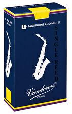 Vandoren Traditional Alto Saxophone (Single Reed) 1.5 2 2.5 3 3.5 Free Delivery