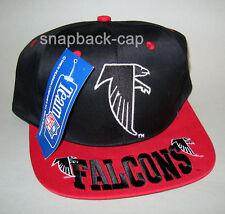N.O.S VINTAGE Snapback Cap Falcons Old School 90's