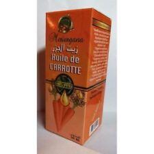HUILE DE CAROTTE 100% PURE 60ML