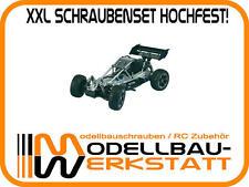 XXL Schrauben-Set Stahl hochfest Reely Alu Fighter 1:8 Buggy 4WD screw kit