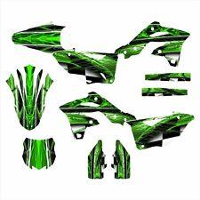 2013 2014 2015 2016 KX 250F KXF250 graphics kit for Kawasaki #2001-GREEN