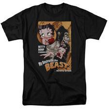 Betty Boop King Kong Movie Poster My Boyfriend the Beast Tee Shirt S-3XL