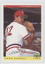 1993 Classic Best St Petersburg Cardinals #11 John Corona St. Baseball Card
