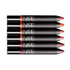 100% Authentic NARS Cosmetics Velvet Gloss Matte Lip Pencil Lipstick Crayons
