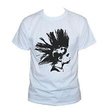 Punk Rock Girl T shirt Anarcho Protest Unisex Graphic Top Sizes S M L XL XXL