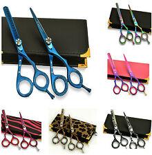 """Giftset Hairdressing & Hair Thinning Scissors J2 Stainless Steel 5.5"""""""