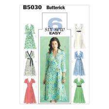 Butterick Sewing Pattern 6643 para mujer de corsé de Misses