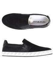 Emporio Armani Shoes Sneaker % Man Black X4X212XL181-A792