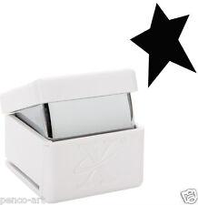 "Xcut Shining Star Palm Perforadora Corte Tarjeta hasta 260gsm elegir de 5/8 de pulgada o 1 """