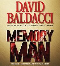 Memory Man, Baldacci, David, Good Book