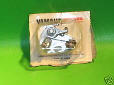 YAMAHA XS750D XS750-2D '77 CONTACT BREAKER LEFT OEM
