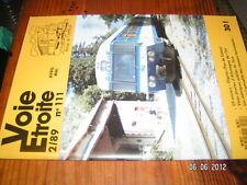 Voie Etroite n°111 CF Minier Oignies Métrique Tarn