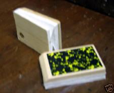 "CUCKOO CLOCK- GERMAN - BELLOW TOPS   1 5/16"" x 1 3/4"" (33 mm X 44 mm)"