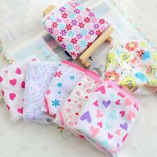 6pc Baby Girl Boxer Shorts Kids Cotton Panty Briefs Underpants Cartoon Underwear