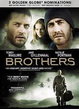 Brothers by Jake Gyllenhaal, Tobey Maguire, Natalie Portman