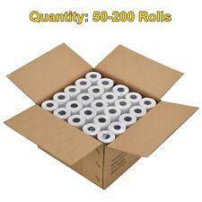 "50-200 Rolls Case 2 1/4"" x 85' Cash Register POS Receipt Thermal Paper BPA Free"