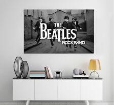 3D The Beatles 76 Wall Stickers Vinyl Murals Wall Print Deco AJSTORE UK Lemon