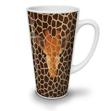 Giraffa stile Net Nuovo White Tea Tazza Da Caffè Latte Macchiato 12 17 OZ | wellcoda
