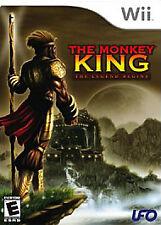 Monkey King: The Legend Begins USED SEALED (Nintendo Wii, 2008)