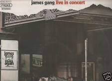 JAMES GANG LIVE IN CONCERT probe 3C062-92767 LP 33 giri rpm 1971 IT JOE WALSH