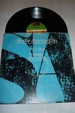 "STEVE ARRINGTON - Feel So Real - Scarce 1985 UK 12"""