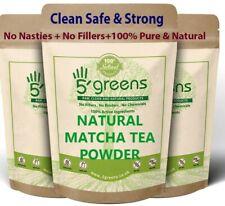 Matcha Green Tea Powder - Premium Ceremonial Grade - Natural Pure - Genuine