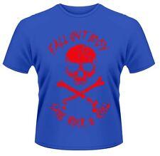 Fall Out Boy Skull And Crossbones Men's T-Shirt - Official Merchandise