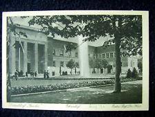 OLD PPC: DUSSELDORF~GESOLEI~EHRENHOF~ca 1926~ANIMATED